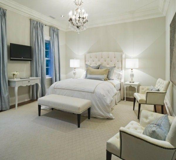 Attractive Applique Murale Chambre A Coucher #10: Applique Murale De Couleur Grise Pour Une Chambre élégante