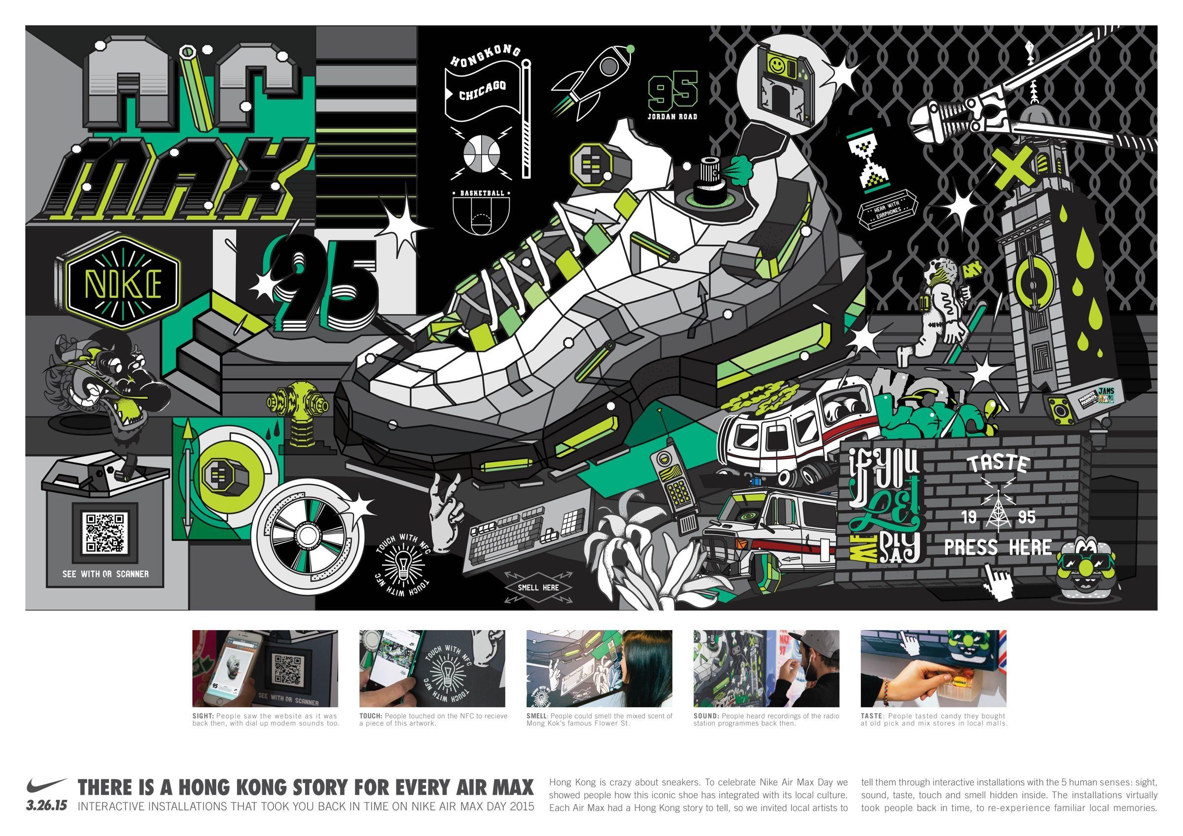 Adeevee Nike 2005 1997 1995 1990 1987 Air Max Day Air Max Air Max St