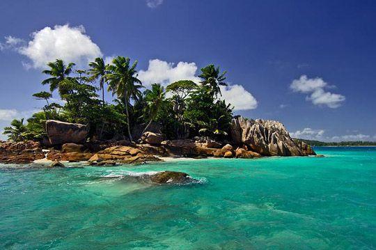 Bienvenido A La Isla Islas Vacaciones Desierto