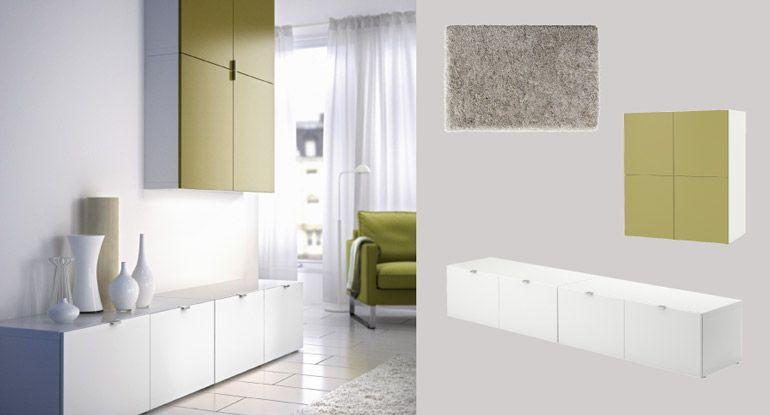 Ikea sterreich best tv aufbewahrung weiss mit t ren und - Wandschrank kinderzimmer ...