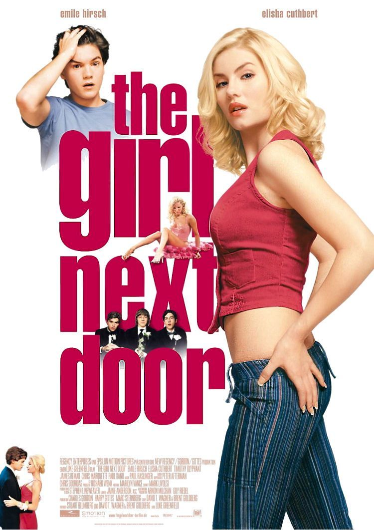 The Girl Next Door 2004 English (Eng Subs) x264 Esubs Bluray 480p [328MB] | 720p [749MB] mkv