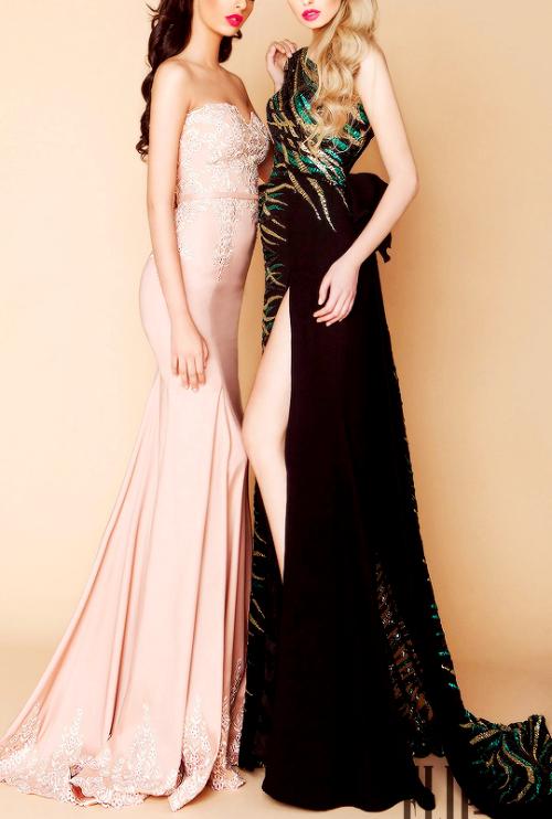 fashionrunways TONY CHAAYA RTW SPRINGSUMMER 2015