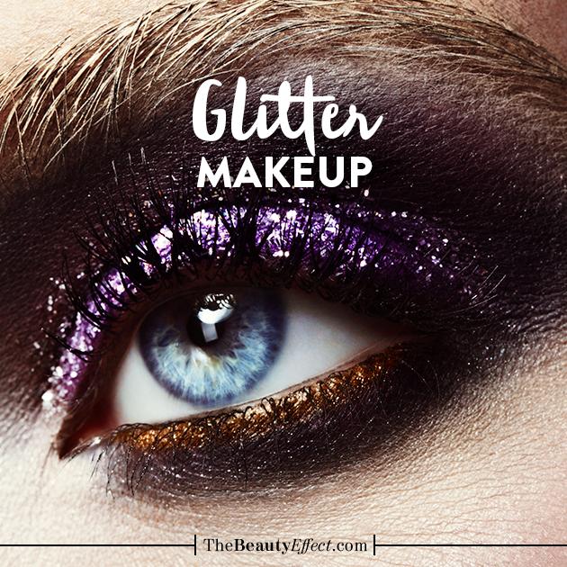 Atrévanse y aplíquenle un poco de glitter a su look >>>https://goo.gl/MBW3TG