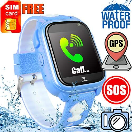 a30f33e566c Kids Smart Watch GPS Tracker for Girls Boys