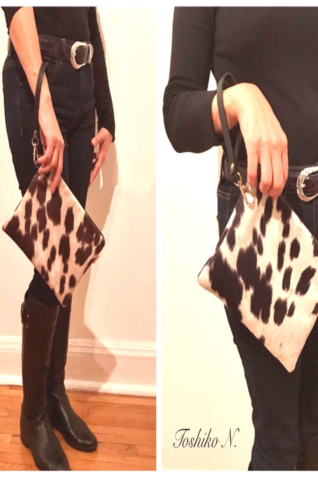 #wristlet #cowhide #clutch #people #purses #click #link #sell #more #bio #one #45 #my #on #or Cowhide Clutch Wristlet purses 45 Click a link in my bio Sell on You can find Diy bag and more on our website.Cowhide Clutch Wrist...