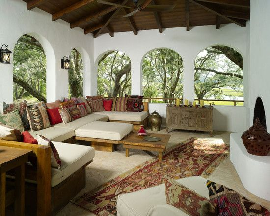 Hacienda Style Homes Design Pictures Remodel Decor And Ideas Page 2