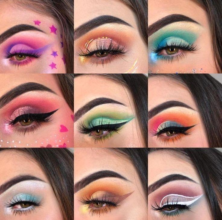 Spiksplinternieuw 10 make-up ideeën voor blauwe ogen om te proberen - pagina 8 van IF-09