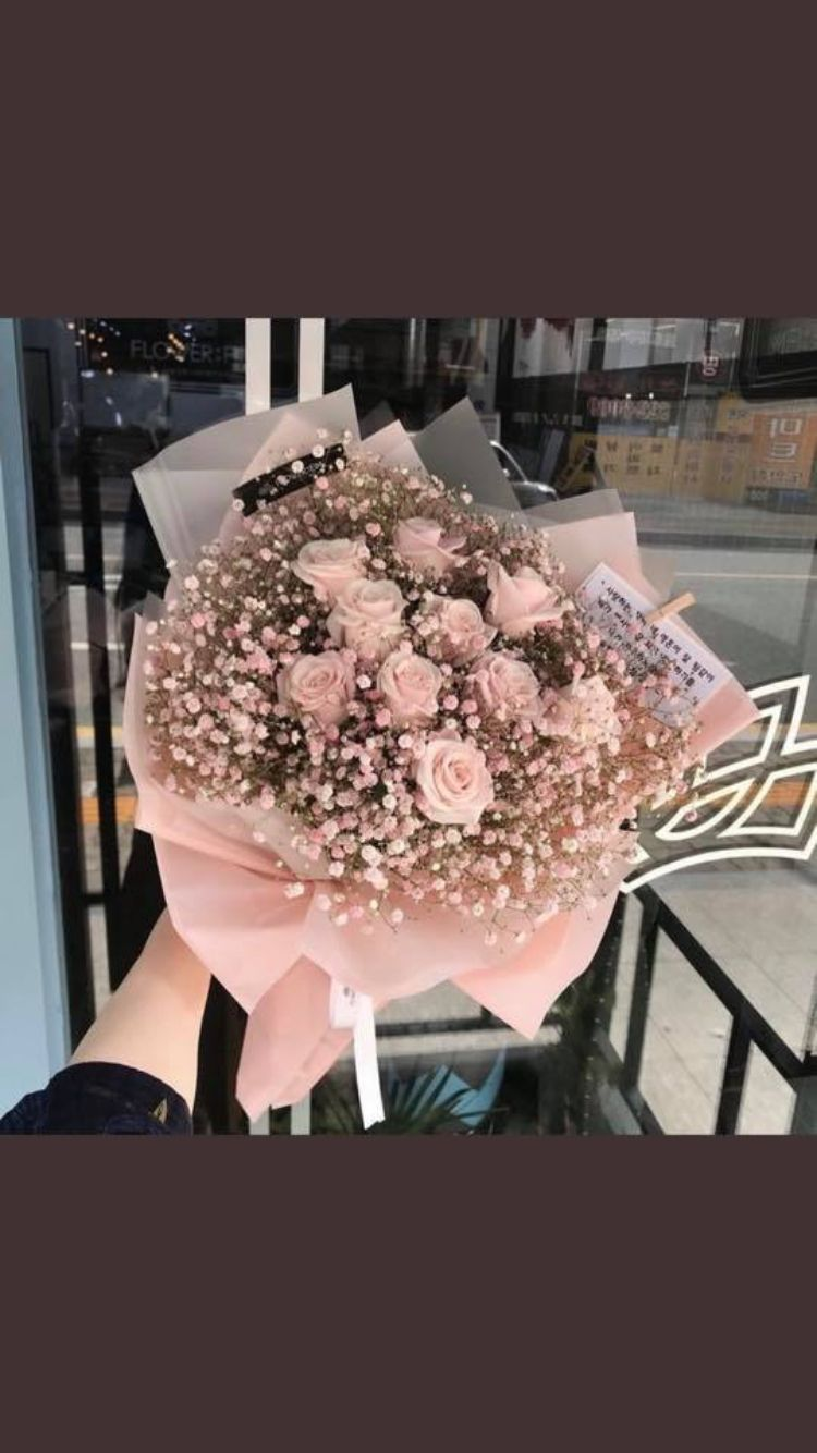 Gorgeous Pastel Pink Bouquet Pink Flower Arrangements Pink Flower Bouquet Pink Rose Bouquet