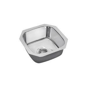 Elkay ESCUH1212SH Gourmet Stainless Steel Undermount - Single Bowl Kitchen Sink…