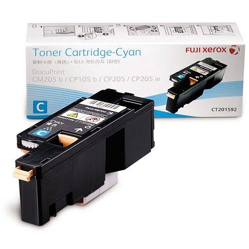 Mực In Xerox Toner Cartridge Cyan Docuprint Cm205b Cp105b Cp205