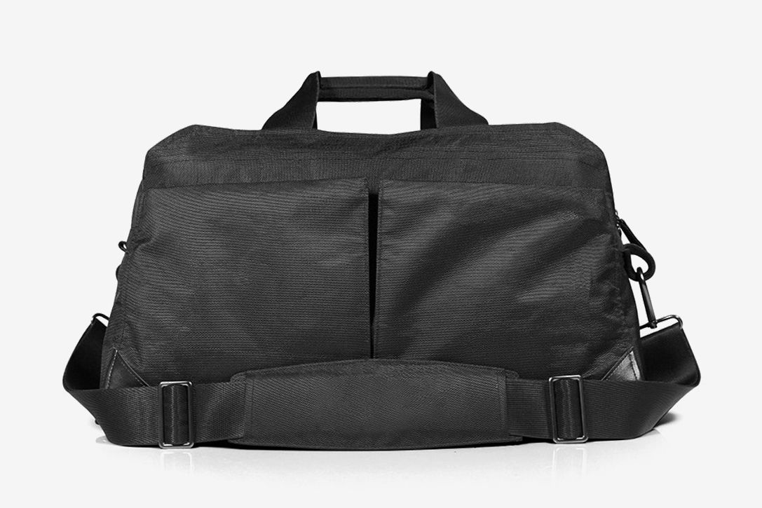 161697f87c0c Pakt One Carry-On Bag Evolution of Malcolm Fontier s Getaway Bag with a zip  around