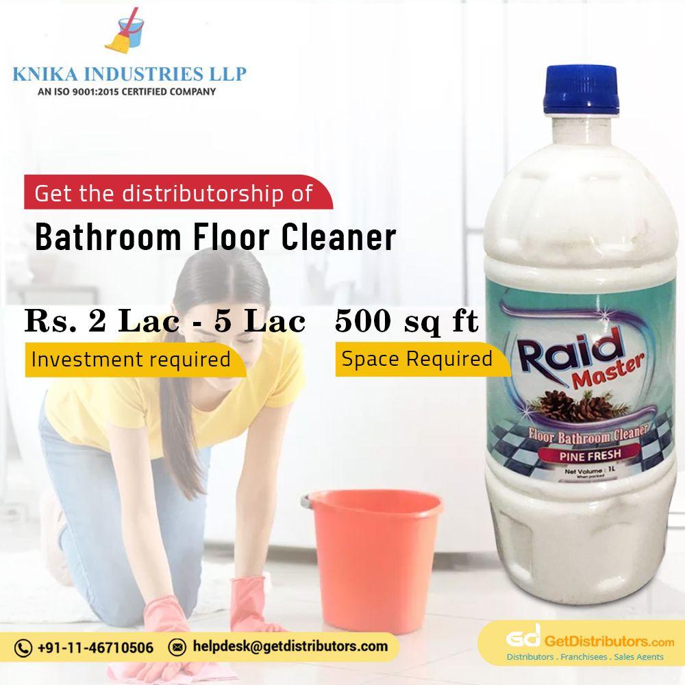 Distributorship Of Bathroom Floor Cleaner In 2020 Floor Cleaner Bathroom Flooring Bathroom Cleaner