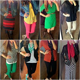 All Things Katie Marie Katie S Closet Six Month Recap Teaching Outfits Fashion Teacher Outfits