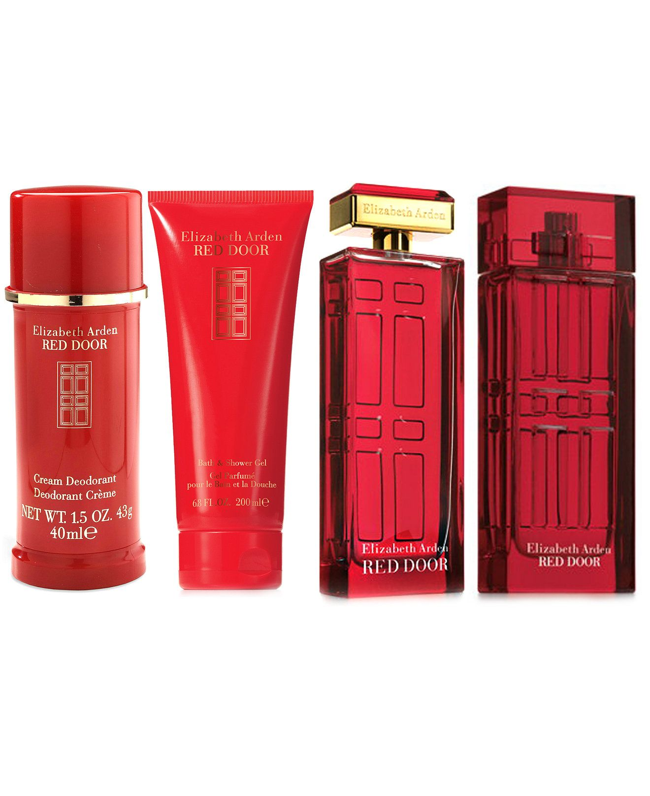 Red Door For Women Perfume Collection Perfumes Scents