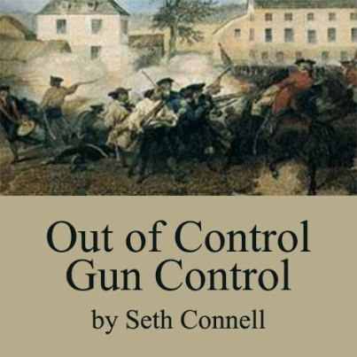 "Out of Control Gun Control -  ""Why are we even calling this view ""gun control?"" The fallacy about gun control is that it does not, in fact, control guns."" Read more http://www.thefederalistpapers.org/current-events/out-of-control-gun-controlhttp://www.thefederalistpapers.org/current-events/out-of-control-gun-control"