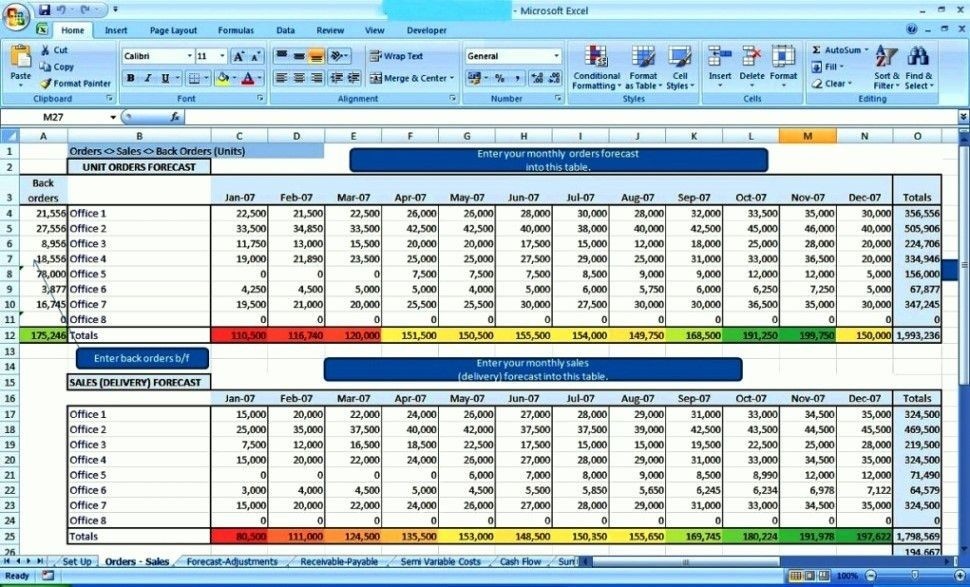 excel reconciliation template