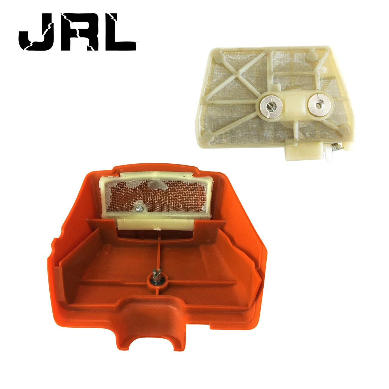 New Air Filter Cleaner &Air Filter Cover For STIHL MS380