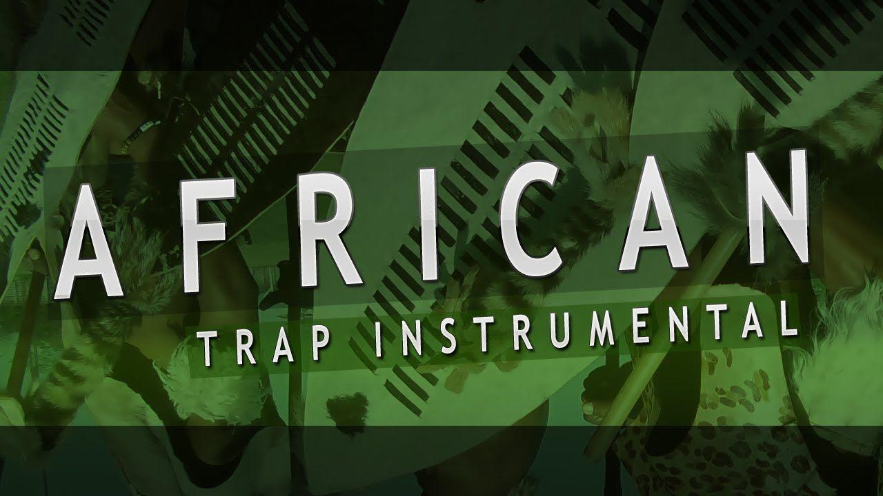 AFRICAN TRAP BEAT - Extreme Afro 808 Rap Instrumental | ZULU