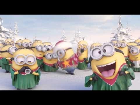 Minions' Christmas gift | Minions Moi moche et méchant ...