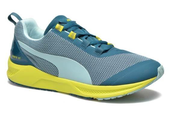 huge discount 4f614 016e6 Puma Ignite XT Wn s (Bleu) - Chaussures de sport chez Sarenza (232791)