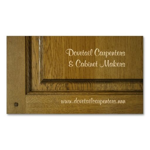 Pinned Mortise And Tenon Joint Business Card Zazzle Com Cards Business Card Design Business Cards