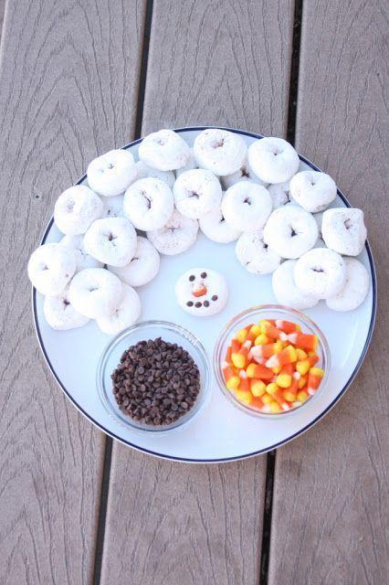 Snowman Themed Classroom Christmas Party – Not So Wimpy Teacher