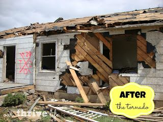 Build Your Own Family Emergency Kits/Guest Post: Surviving a Tornado