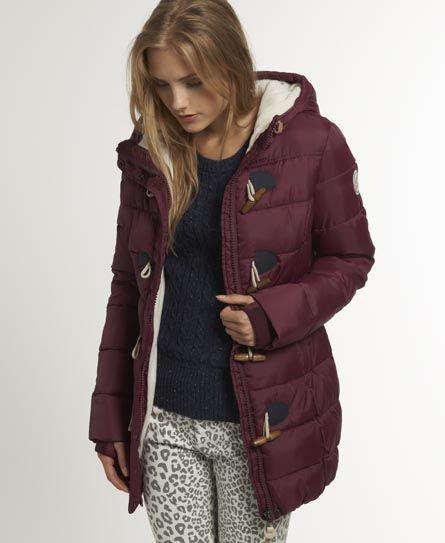 f320110ca Superdry Superdry Puffle Jacket - Women s Jackets   Coats