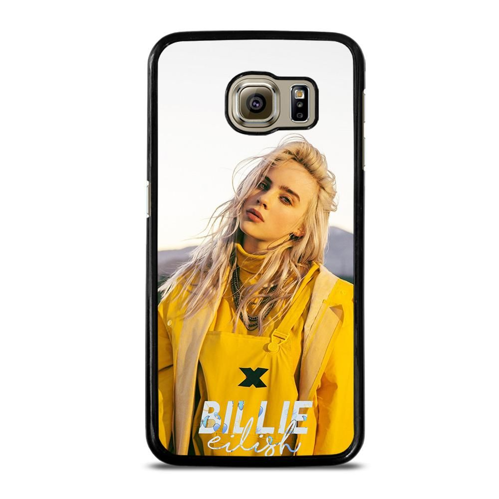 Billie Eilish Singer Samsung Galaxy S6 Case Samsung Galaxy S6 Edge Cases Samsung Galaxy S6 Case Billie Eilish