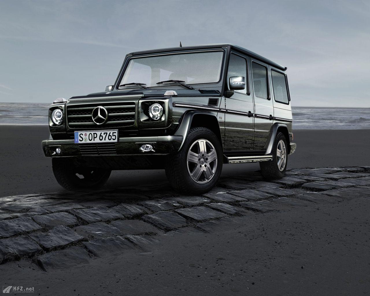 Mercedes G Klasse.