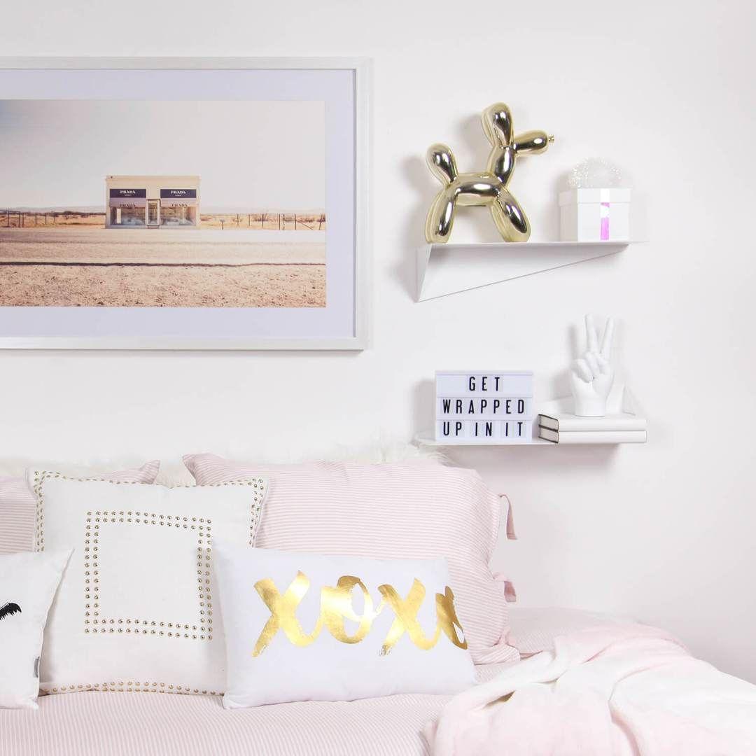Peace Sign Shelf Decor  Dorm room decor, Table decor living room