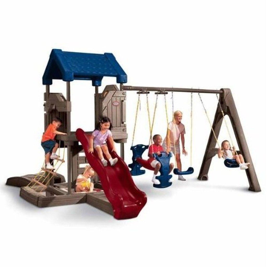 Little Tikes Endless Adventures PlayCenter Playground | Parkers ...