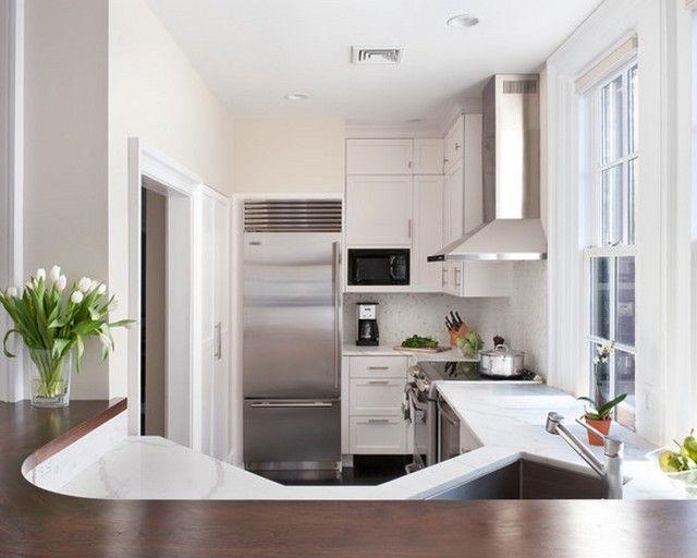 Kleine Moderne Küche Design Küche, sicherlich wird ausgerüstet mit ...