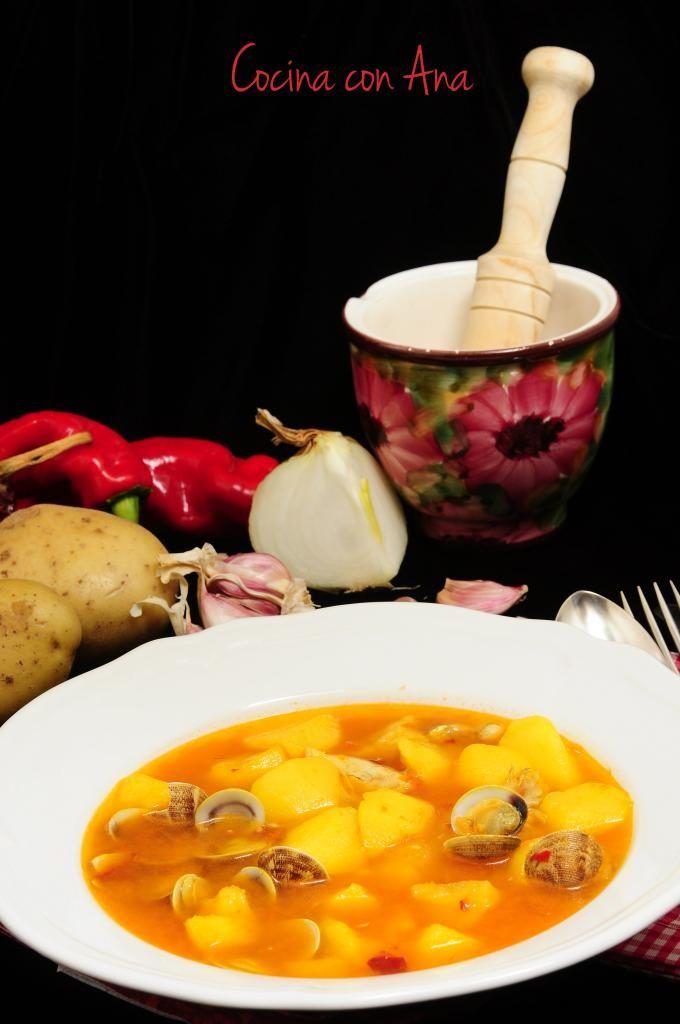 CALDO PIMENTN en 2019  Gastronoma  Gastronomy