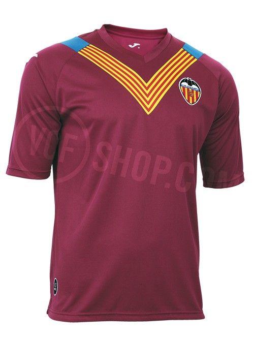 397bcdf753b Special Edition  Valencia CF  Senyera  Joma shirt - Football Shirts News