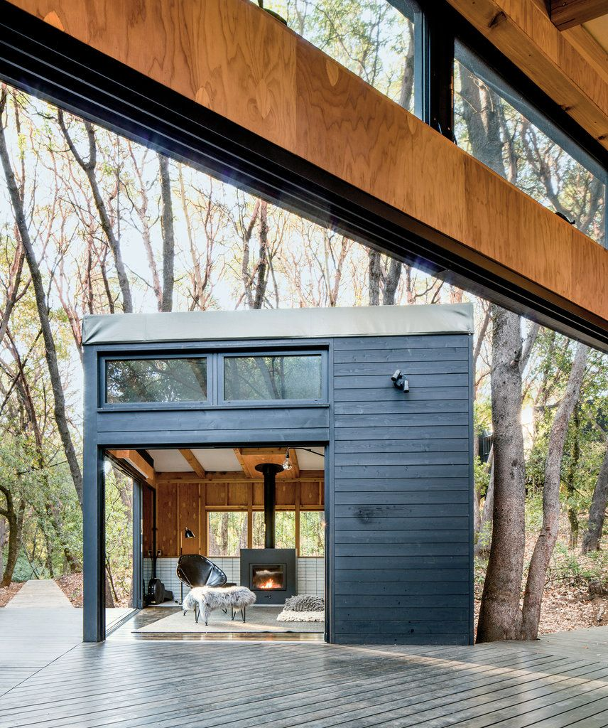 A Visit To Douglas Burnhamu0027s Northern California Modernist Masterpiece,  Where Power Is In The Impermanence