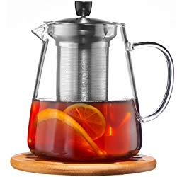 Top 10 Glass Pots And Pans Cookware With Images Tea Pots