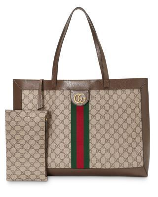 Gucci Ophidia GG Tote Jewelry  Accessories  Bloomingdales