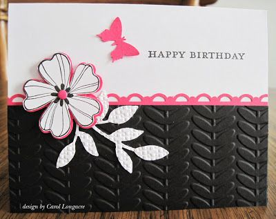 Our Little Inspirations: Melon Mambo Birthday Cards