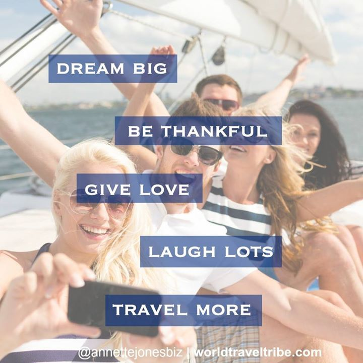 Recipe for a full life. Repeat daily smile emoticon #LiveLife #Inspiration #TravelMore  #courage  #adventure #travelmotivation http://www.worldtraveltribe.com