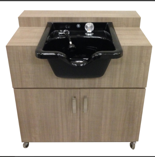 Portable Shampoo Sink Shampoo Bowl In 2020 Portable Sink Shampoo Bowls Sink