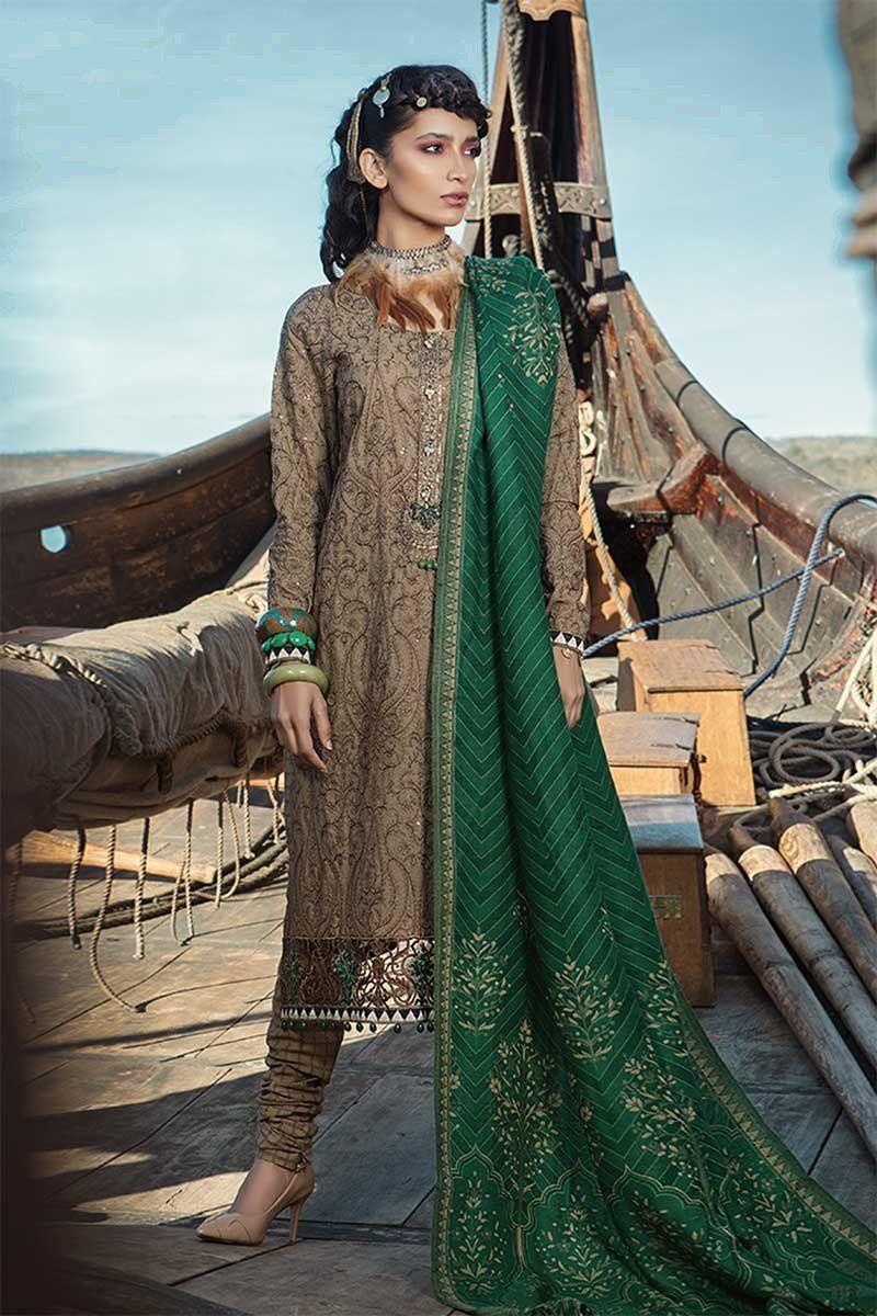 a9624a0b2a Maria b Linen Collection 2019-13 | 1000 Designs Of Pakistai Designer ...