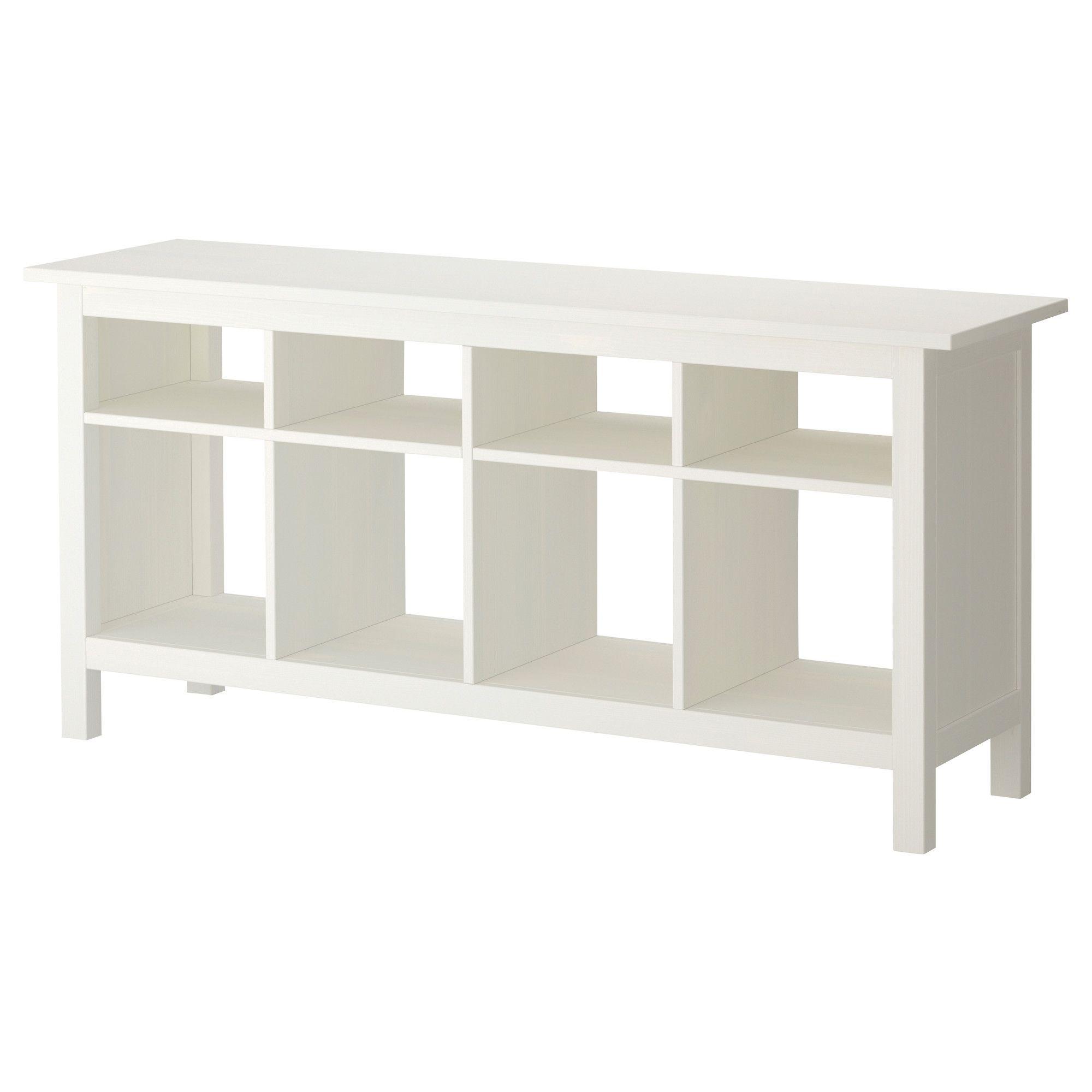 HEMNES Consola - blanco - IKEA | Decoración | Pinterest | HEMNES ...