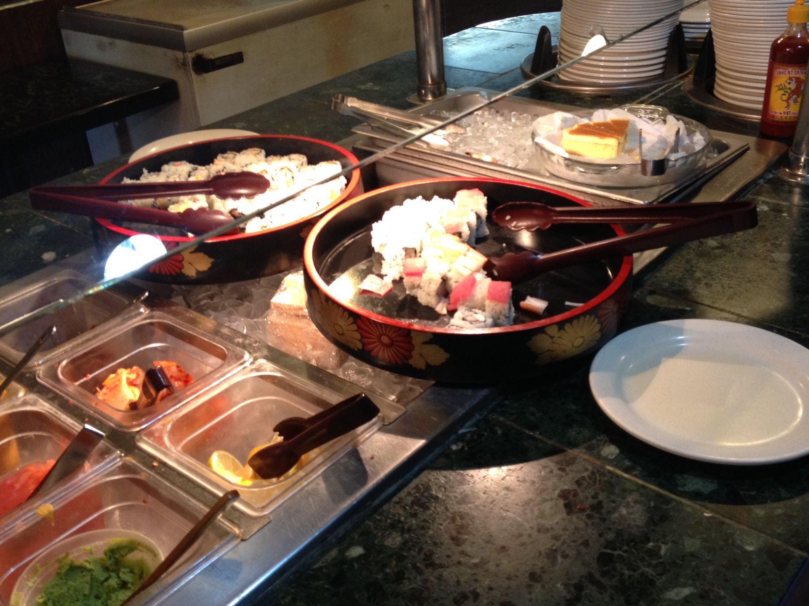 New hong kong offers buffet more egg drop soup food