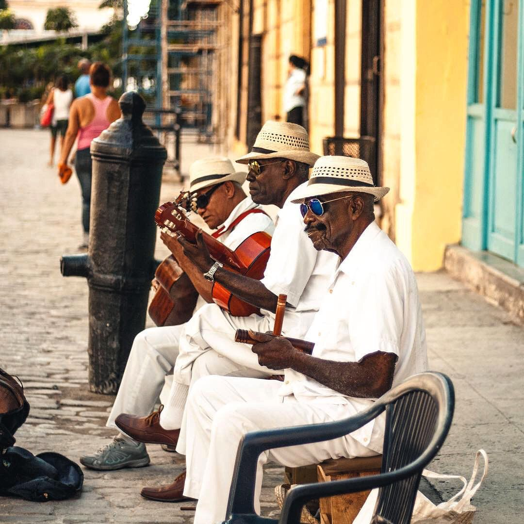 The sounds and rhythms of The Caribbean never get old. With influences and roots from Africa, you can hear it in calypso, reggae, salsa, guaguanco, and pachanga. 💃🏽 . #cuba #cubatravel #caribbeanlife #caribbeanvibes #caribbeanmusic #islandlife #islandliving #paradiseisland #islandvibes #tropicalvibes #welltravelled #tasteintravel #ilovetravel #travelgram #instatravel #traveldeeper #liveauthentic #alwaysgo #exploreeverything #visualwanderlust #lifeofadventure #letsgosomewhere
