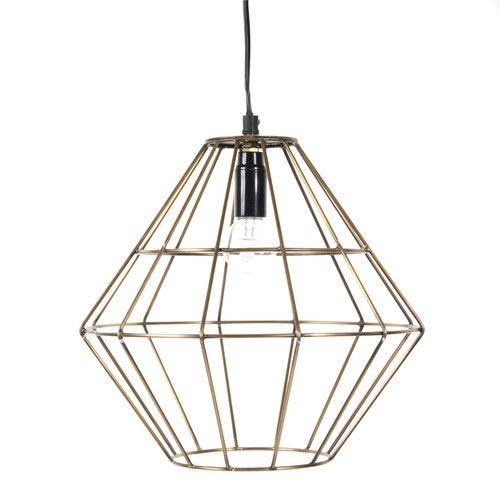 Suspension en métal SOHO | Maisons du Monde | Lamps | Pinterest ...