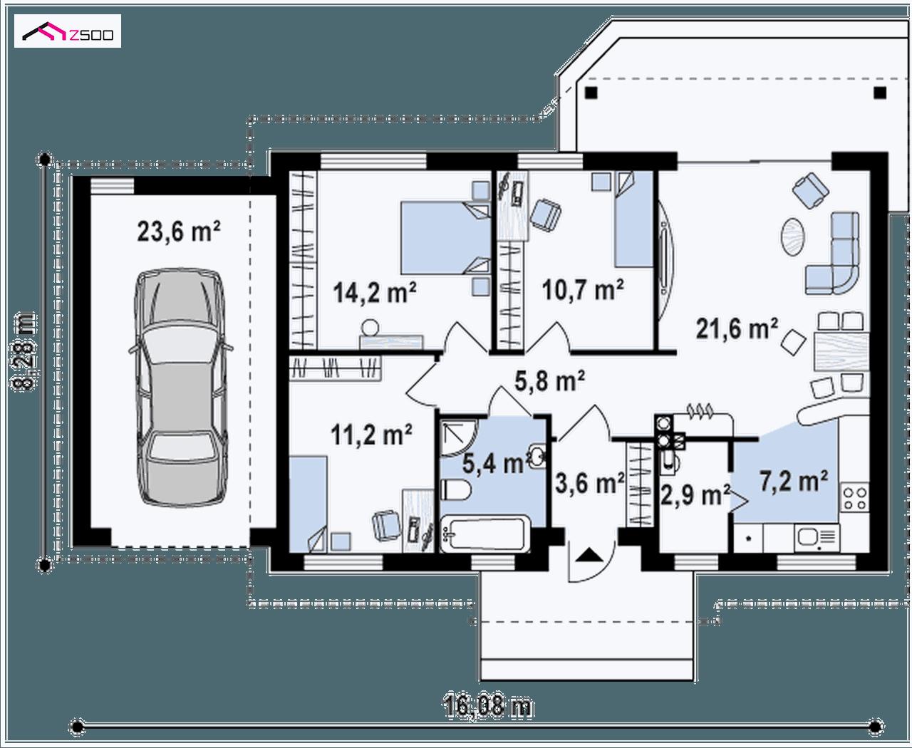Z7 d gp in 2019 | small houses | Dream house plans, House ... Z Gl House Plans on biltmore estate elevation plans, vardo camper plans, floating dock plans, new house design plans,
