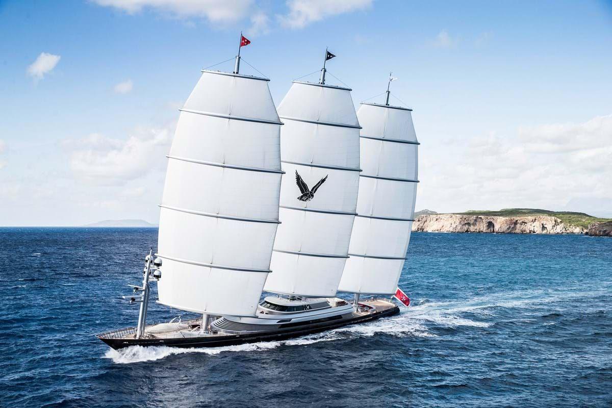 Maltese Falcon Superyacht Luxury Yacht For Charter Burgess In 2020 Luxury Yachts Yacht Yacht For Sale
