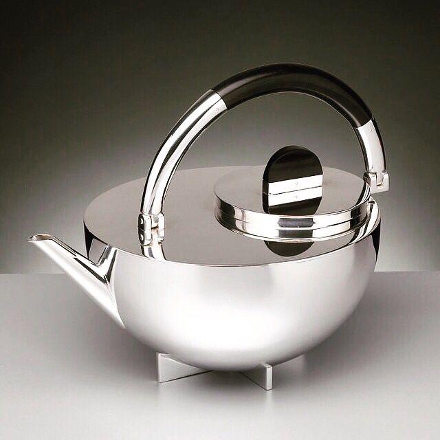 Marianne Brandt Teapot 1924 Bauhaus furniture