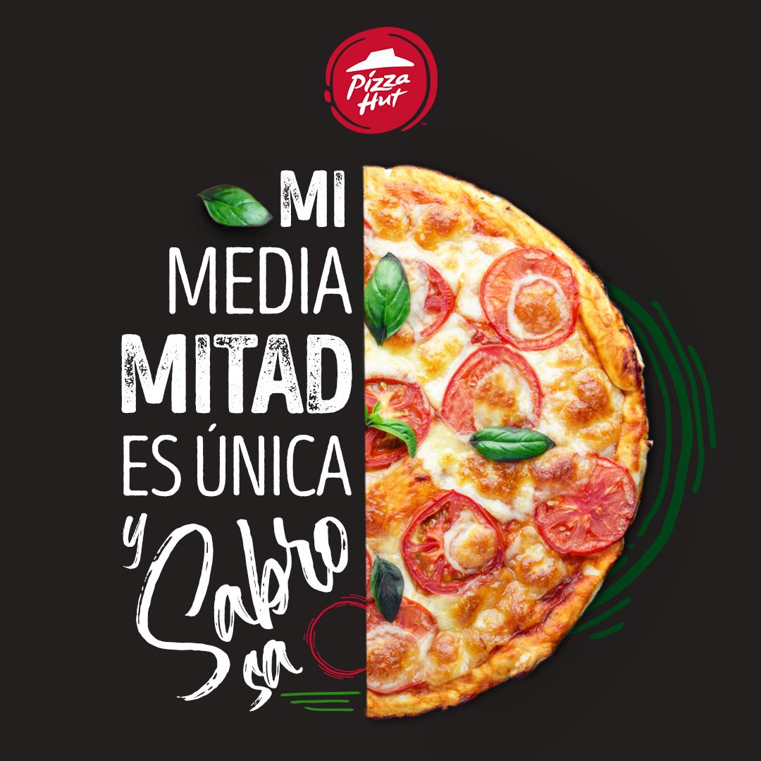 Pizza Hut Venezuela Social Media Design Jwt Ccs On Behance Pizza Design Pizza Hut Gnocchi Recipes Easy